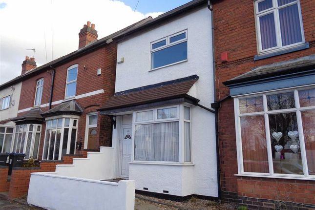 Terraced house in  Church Road  Yardley  Birmingham  Birmingham