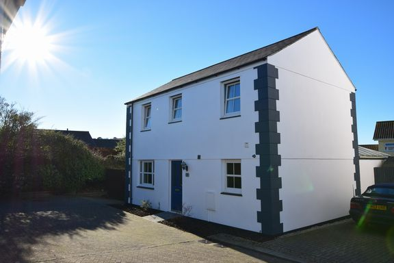 Thumbnail Detached house for sale in Chyandour, Redruth