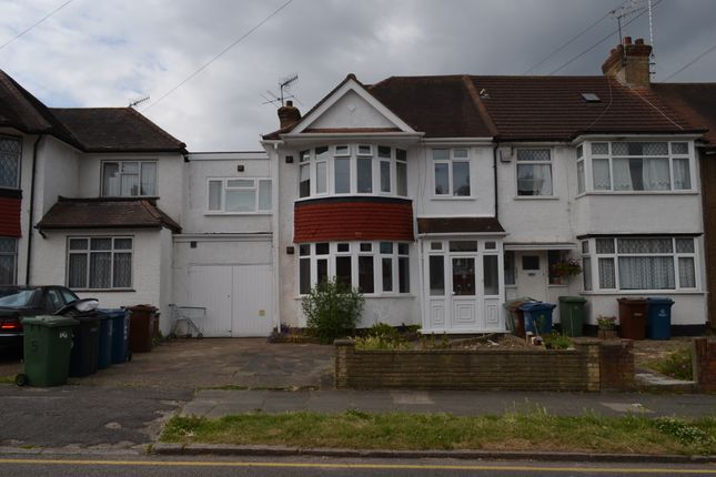Thumbnail Semi-detached house to rent in Dudley Gardens, Harrow, Harrow