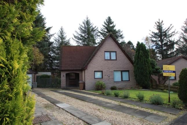 Thumbnail Detached house for sale in Hillview Place, Dollar, Clackmannanshire