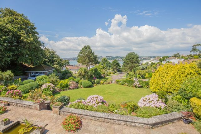Thumbnail Terraced house for sale in Manston Court Rock End Avenue, Torquay