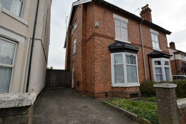 Thumbnail Semi-detached house to rent in Riches Street, Newbridge, Wolverhampton