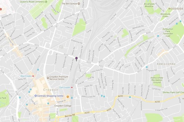 Thumbnail Terraced house for sale in Lamberts Place, Croydon
