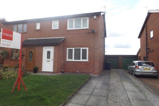 2 bed semi-detached house to rent in Grange Drive, Hoghton, Preston