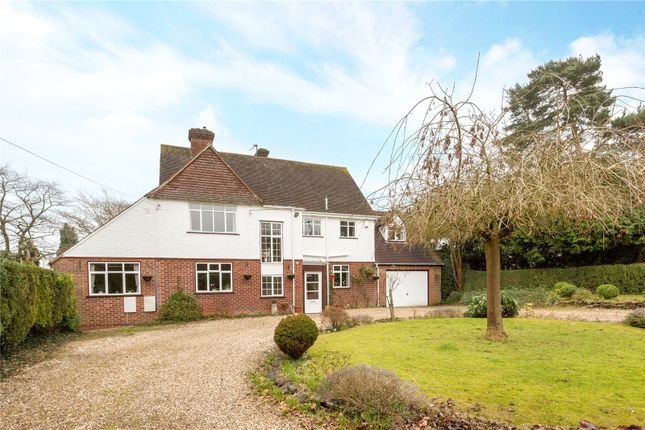 Thumbnail Detached house for sale in Cumnor Rise Road, Oxford, Oxfordshire