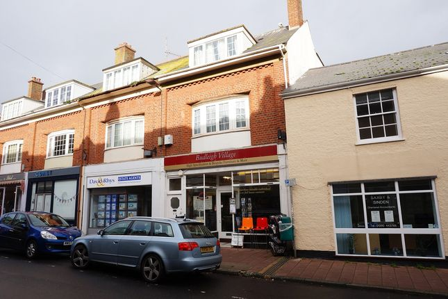 Thumbnail Retail premises for sale in 20 High Street, Budleigh Salterton