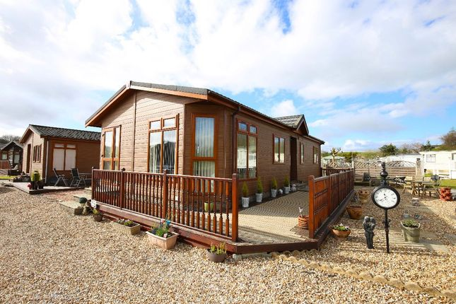 Thumbnail Lodge for sale in Meadow View Leisure Park, Nether Kellet, Carnforth