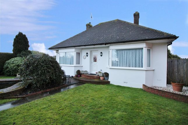 Thumbnail Detached bungalow for sale in Hever Avenue, West Kingsdown, Sevenoaks