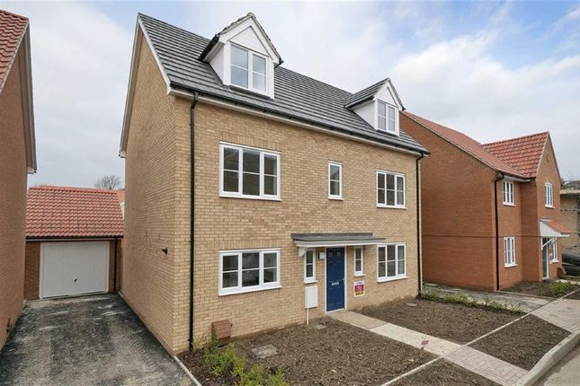 Thumbnail Detached house for sale in Plot 69 Latham Place, Dartford, Kent