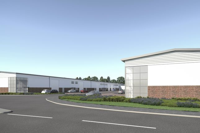 Thumbnail Light industrial for sale in Quadrant Way, Gloucester
