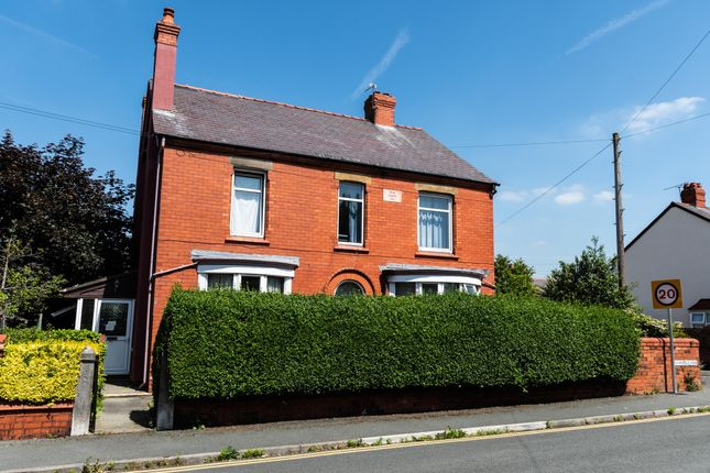 Thumbnail Detached house for sale in Beaconsfield Road, Deeside