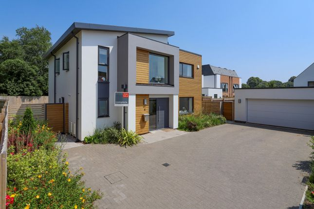 Thumbnail Detached house for sale in Catherines Close, Exeter