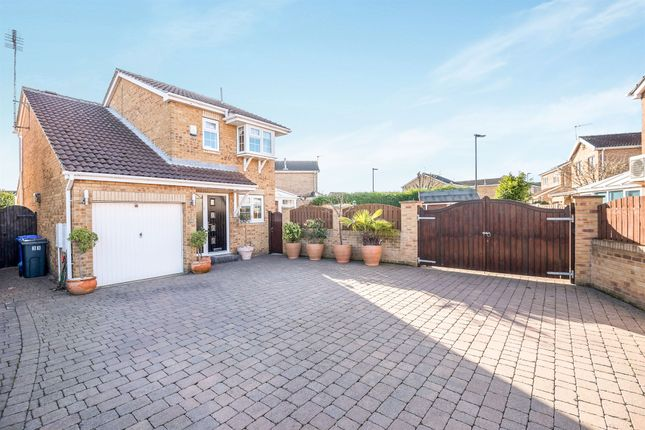Thumbnail Detached house for sale in Delamere Close, Sothall, Sheffield
