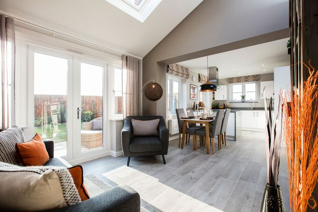 """Thumbnail Detached house for sale in """"The Astley"""" at Bretch Hill, Banbury"""