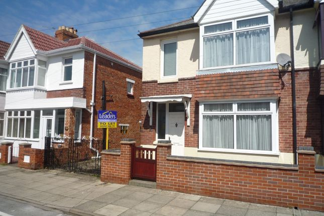 Thumbnail Semi-detached house to rent in Inhurst Road, North End, Portsmouth