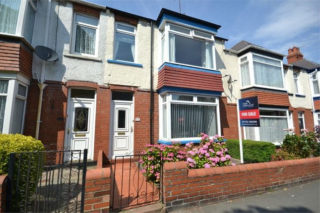 Thumbnail Terraced house for sale in Dean Road, Scarborough, North Yorkshire