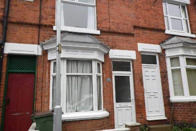 Thumbnail Terraced house to rent in Healey Street, Wigston