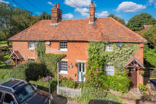 Thumbnail Terraced house for sale in Lower Street, Higham, Colchester