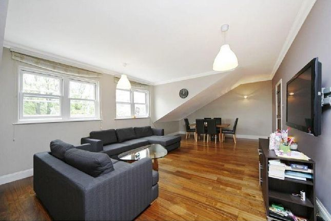 Thumbnail Detached house to rent in Belsize Avenue, London