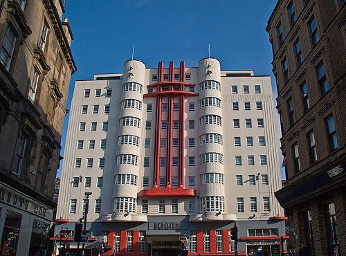 Thumbnail Flat for sale in Sauchiehall Street, City Centre, Glasgow