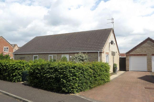 Thumbnail Bungalow for sale in Harness Drive, Tattershall, Lincoln
