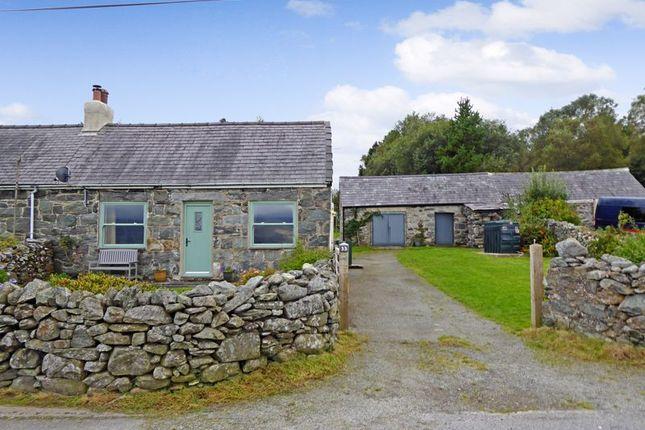 Thumbnail Semi-detached house for sale in Tan Y Bwlch, Mynydd Llandygai, Bangor