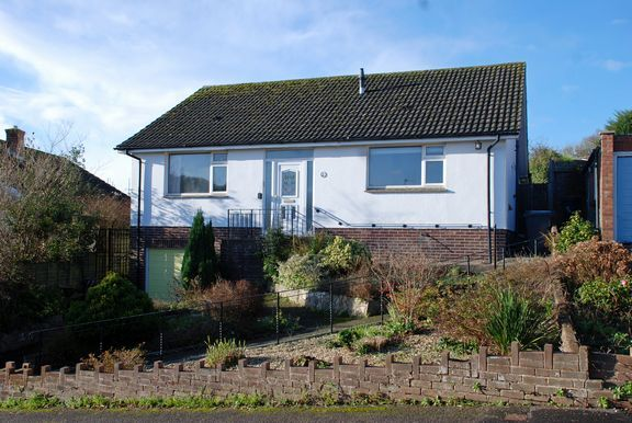 Thumbnail Detached bungalow for sale in Newlands Close, Sidford, Sidmouth