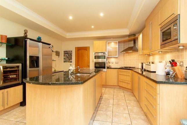 Kitchen Area of The Springs, Bowdon, Altrincham WA14