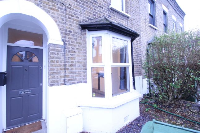 Thumbnail Terraced house to rent in Esther Road, Leytonstone