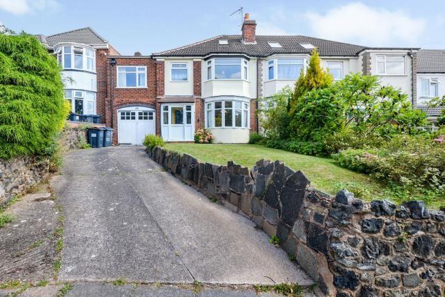 Thumbnail Semi-detached house for sale in Barrows Lane, Birmingham, West Midlands