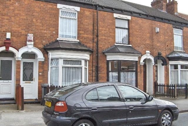Thumbnail Property to rent in Newstead Street, Hull