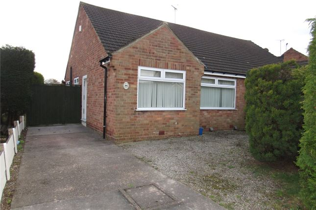 Thumbnail Semi-detached bungalow to rent in Chilton Crescent, Mansfield Woodhouse, Nottinghamshire