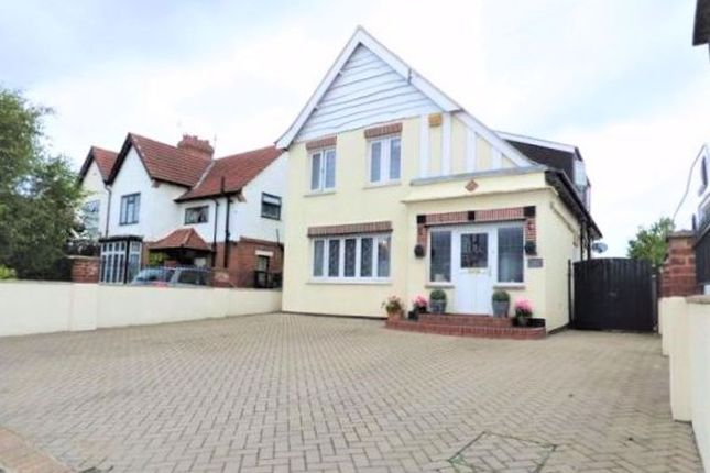 Thumbnail Detached house for sale in Cheltenham Road, Longlevens, Gloucester