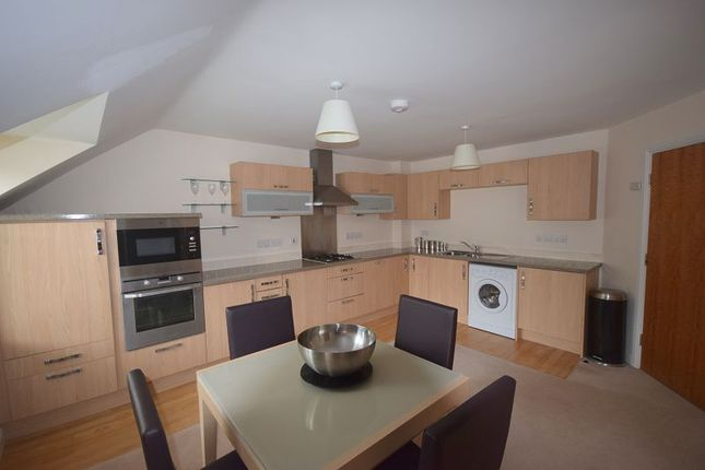 Thumbnail Flat to rent in Ashford House, 23 St Georges Close, Allestree