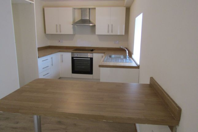 Thumbnail Flat to rent in John Street, Aberdare