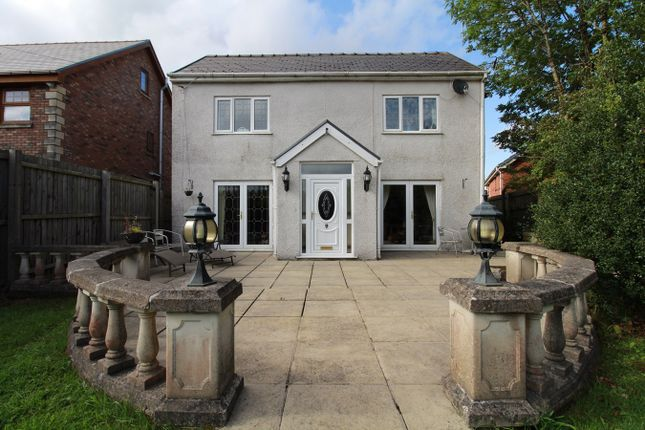 Thumbnail Detached house for sale in 15 Old Blaenavon Road, Brynmawr, Ebbw Vale