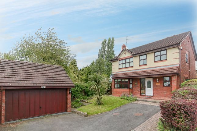 Thumbnail Detached house for sale in Priest Meadow Close, Astwood Bank, Redditch