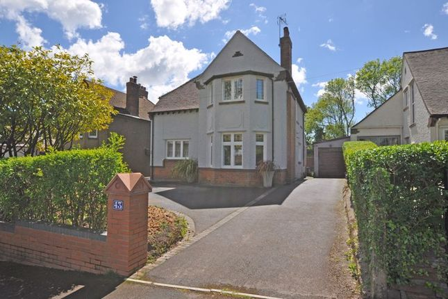Thumbnail Detached house for sale in Outstanding Period House, Allt-Yr-Yn Avenue, Newport