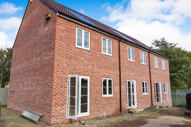End terrace house for sale in Barons Crescent, Trowbridge