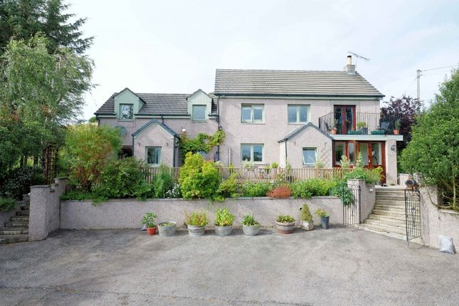 Thumbnail Detached house for sale in Upper Drumbuie, Drumnadrochit, Highland