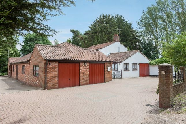 Thumbnail Detached house for sale in The Turn, Hevingham, Norwich