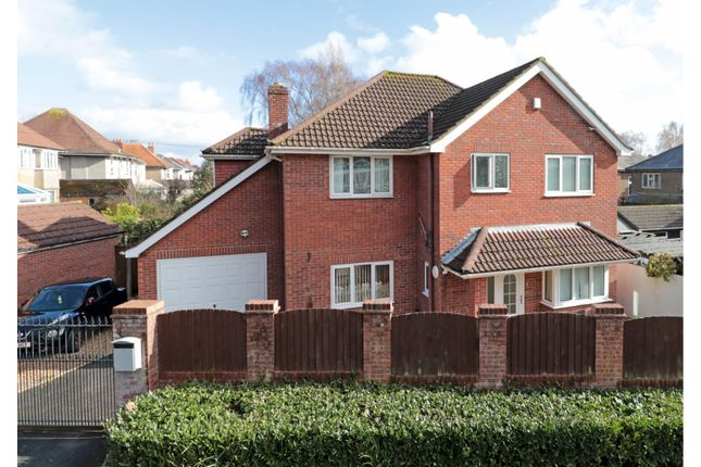 Thumbnail Detached house for sale in Fernside Road, Bournemouth