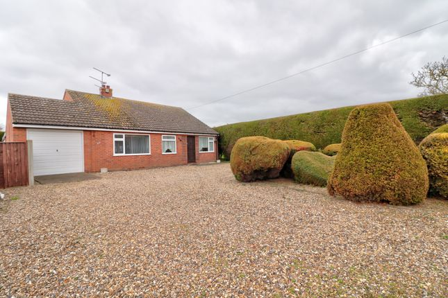 Thumbnail Bungalow for sale in Beach Road, Scratby, Great Yarmouth