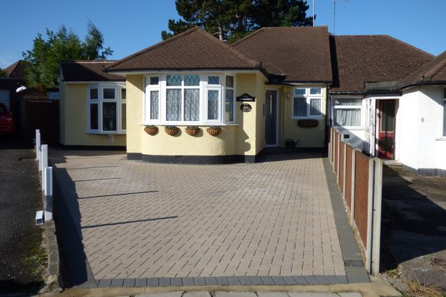 Thumbnail Semi-detached bungalow for sale in Myrtle Close, Barnet