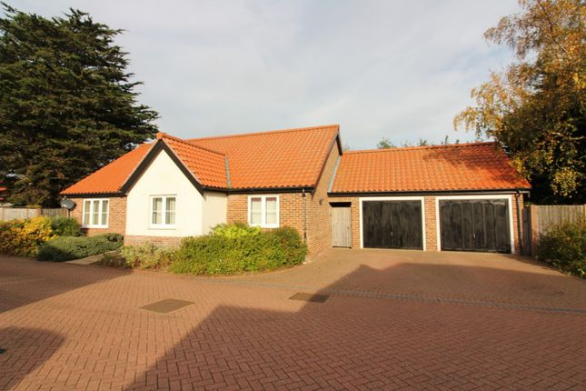 Thumbnail Detached bungalow for sale in Orion Close, Bradwell