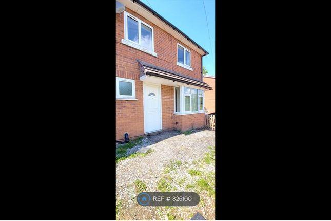 Thumbnail Semi-detached house to rent in Whitehead Street, Milnrow, Rochdale