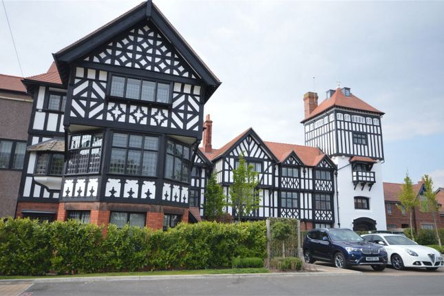 Thumbnail Flat for sale in Mostyn House, Grenfell Park, Parkgate, Neston, Cheshire