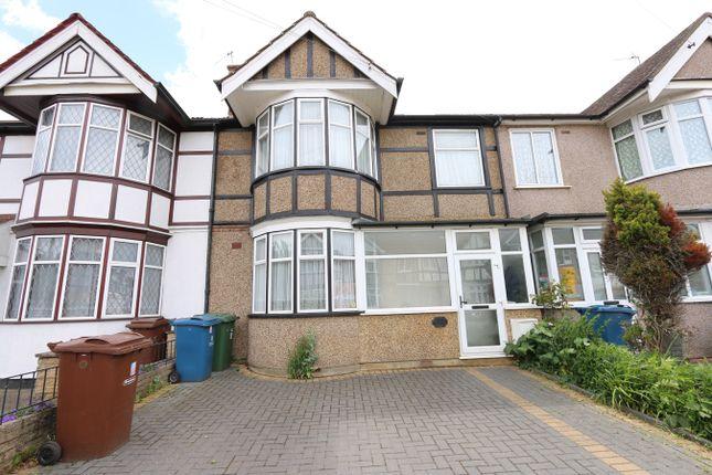 Thumbnail Terraced house for sale in Prestwood Avenue, Kenton, Harrow