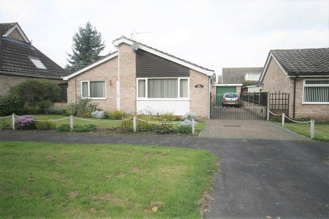 Thumbnail Detached bungalow for sale in West Harling Road, East Harling, Norwich