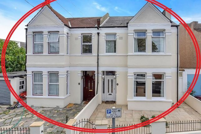Thumbnail Semi-detached house for sale in Norfolk Road, Colliers Wood, London